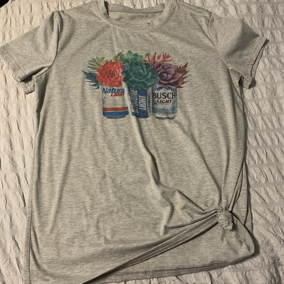 Beer and Succulent Tee
